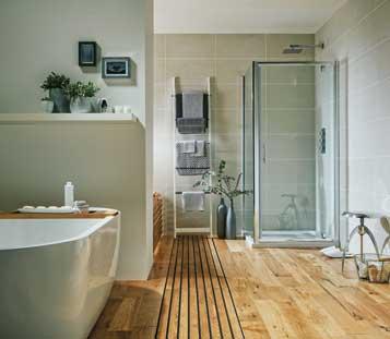 i6 Pivot Shower Doors