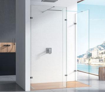 i10 Wetroom Panels