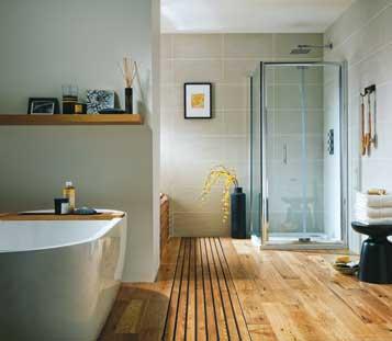 i6 Bifold Shower Doors
