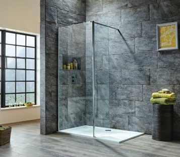 i8 Wetroom Panels