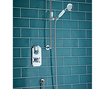 Middleton Rigid Riser Shower